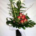 deuil-bouquet lié # 6