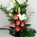 deuil-bouquet lié # 4