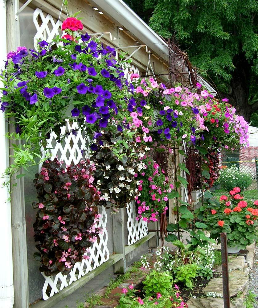 Jardinieres exterieures